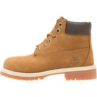 Timberland Icon 6-Inch Premium Kids rust nubuck with honey