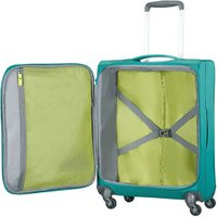 American Tourister Herolite Super Light Spinner 55 cm cactus green (80371)
