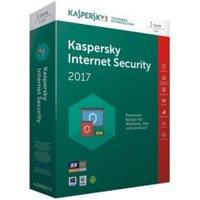 Kaspersky Internet Security 2017 (1 Device) (1 Year) (DE) (FFP)