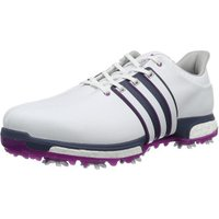 Adidas Tour 360 Boost Wide white/flash pink/mineral blue