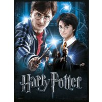 Wrebbit Poster-Puzzle Harry Potter