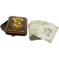 Paladone Harry Potter Hogwarts Playing Cards