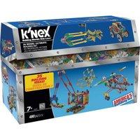 KNEX 35 Model Ultimate Building Set