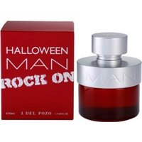 Jesus del Pozo Halloween Man Rock On Eau de Toilette (50ml)