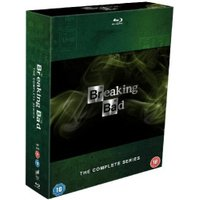 Breaking Bad: The Complete Series (includes UltraViolet copy) [Blu-ray] [Region Free]