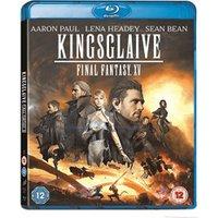 Kingsglaive: Final Fantasy XV [Blu-ray] [2016] [Region A & B & C]