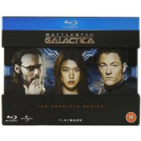 Battlestar Galactica - The Complete Series [Blu-ray] [2004-2009][Region Free] [1978]