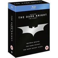 The Dark Knight Trilogy [Blu-ray] [Region Free]