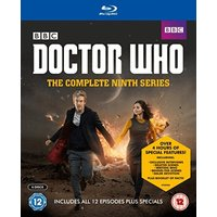 Doctor Who - The Complete Series 9 [Blu-ray]