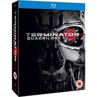 Terminator Quadrilogy [Blu-ray] [Region Free]