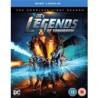 DC Legends of Tomorrow - Season 1 [Blu-ray] [2016] [Region Free]