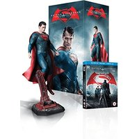 Batman v Superman: Dawn of Justice - Superman Statue Ultimate Edition (Limited Edition - Exclusive to Amazon.co.uk) [Blu-ray 3D