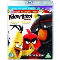 The Angry Birds Movie [Blu-ray 3D + Blu-ray + UV Copy] [2016] [Region A & B & C]