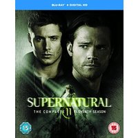 Supernatural - Season 11 [Blu-ray] [2016] [Region Free]