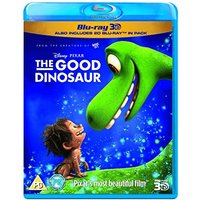 The Good Dinosaur [Blu-ray 3D] [2015]
