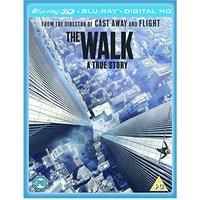 The Walk [Blu-ray 3D + Blu-ray] [2015] [Region Free]
