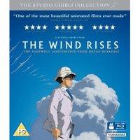 Wind Rises - Double Play [Blu-ray + DVD] [Cardboard Slipcase ]