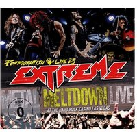 Extreme: Pornograffitti Live 25 / Metal Meltdown [Blu-ray + DVD + CD] [Region Free] [2016]