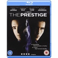 The Prestige [Blu-ray] [2006] [Region Free]