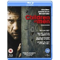 Children of Men [Blu-ray][Region Free] [2006]