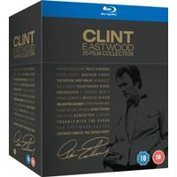 Clint Eastwood 20-Film Collection [Blu-ray] [Region Free]