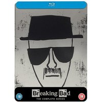 Breaking Bad - Complete Series Collector's Edition Tin (Exclusive to Amazon.co.uk) [Blu-ray]
