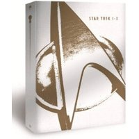 Star Trek I - X - Limited Collector's Edition (Exclusive to Amazon.co.uk) [Blu-ray] [1979] [Region Free]