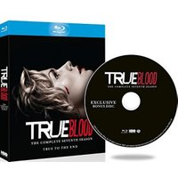 True Blood - Season 7 with Bonus Disc (Amazon.co.uk Exclusive Limited Edition) [Blu-ray] [2014] [Region Free]