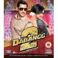 Dabangg 2 Hindi Blu Ray with English Subtitles [Blu-ray]