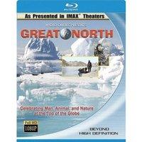 IMAX Great North - Blu-Ray Disc [Blu-ray] [1980]