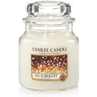 Yankee Candle All is Bright Candle