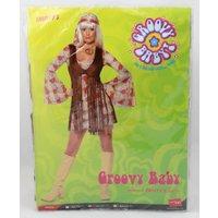 Smiffy's 1960'S Groovy Baby M (39435)