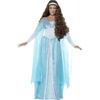Smiffy's Medieval Maiden Deluxe Costume M (27878)