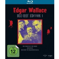 Edgar Wallace Blu-Ray Edition 1