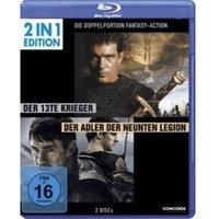 2 in 1 Edition: Der 13te Krieger & Adler der neunten Legion