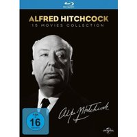 Alfred Hitchcock 15 Movies Collection