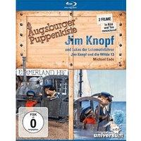 Augsburger Puppenkiste: Jim Knopf: Jim Knopf und Lukas der Lokomotivfüherer / Jim Knopf und die Wilde 13