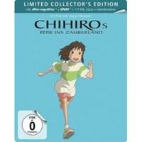 Chihiros Reise ins Zauberland (Limited Collectors Edition) - Steelbook