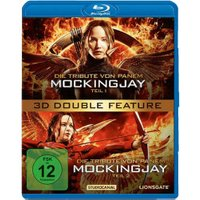Die Tribute von Panem - Mockingjay Teil 1&2 (3D)- Double Feature