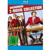 Anchorman 2-Movie Collection