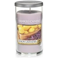 Yankee Candle Lemon Lavender Scented Candle in Glass (1269270E)