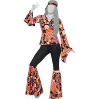 Smiffy's Willow the Hippie Costume XL (45516)