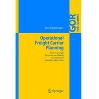 Operational Freight Carrier Planning (Schönberger, Jörn)