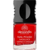 Alessandro Colour Explosion Nail Polish - 128 Red Carpet (5ml)