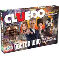 Winning-Moves Cluedo - Doctor Who: The Hunt of Gallifrey