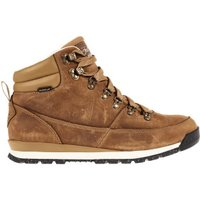 The North Face Back To Berkeley Redux Leather M dijon brown/vintage white