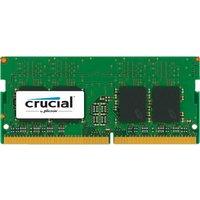 Crucial 8GB SODIMM DDR4-2400 CL17 (CT8G4SFS824A)