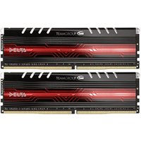 Team Delta Series 16GB Kit DDR4 PC4-19200 CL15 (TDTRD416G2400HC15ADC01)