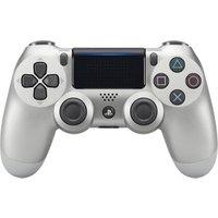 Sony DualShock 4 Controller (Silver)