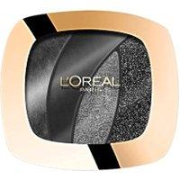 L'Oréal Color Riche Quad - S13 Magnetic Black (2,5 g)